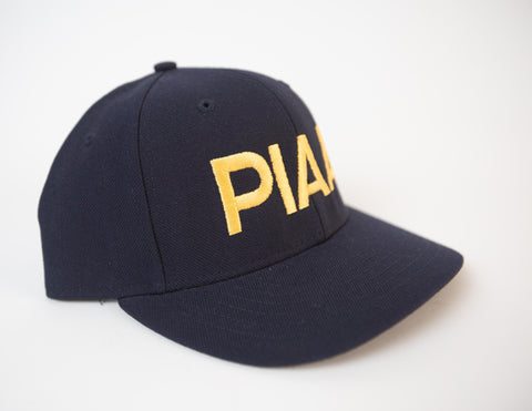 PIAA Short Base Fitted Cap