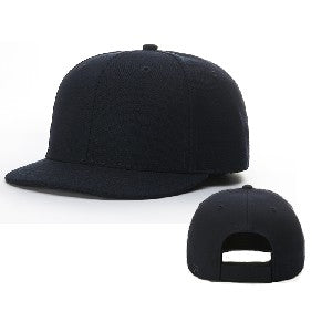 Navy Adjustable Combo Umpire Hat