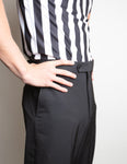 Smitty Flat Front Tapered Referee Pants