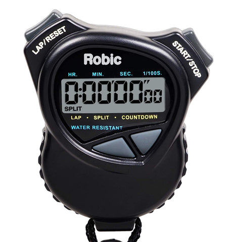Robic Twin Stopwatch and Countdown Timer