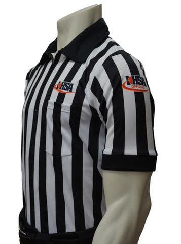 "Smitty ILLINOIS- ""IHSA"" Approved Dye Sublimated Football Shirt"