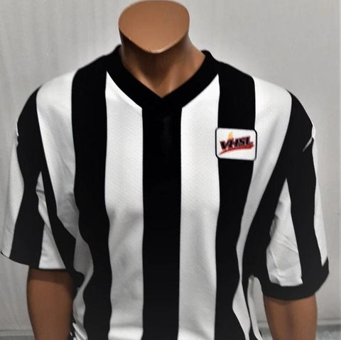 Smitty VHSL V-Neck Referee Shirt