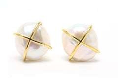 Pearl Kiss Earrings