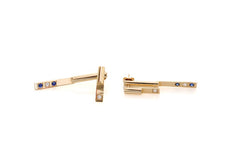 14k Yellow Gold Ear Jackets