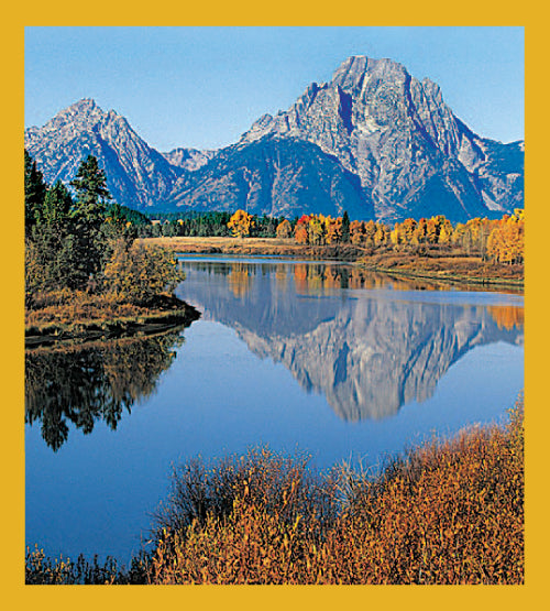 SKU : 01288 - Grand Tetons - Magnetic Bookmark