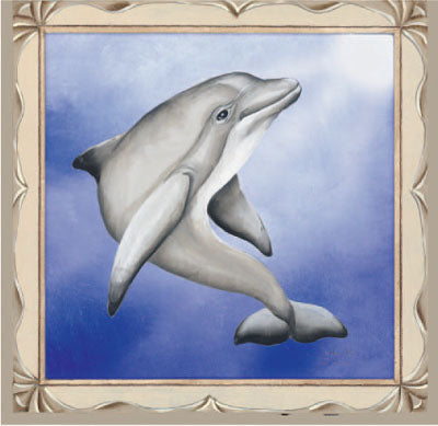 SKU : 02005 - Dolphin - Magnetic Bookmark