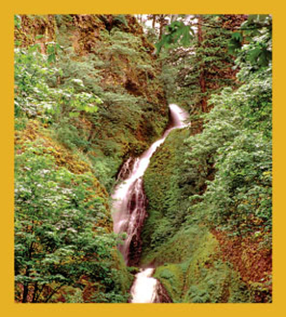 SKU : 02135 - Columbia River Gorge - Magnetic Bookmark