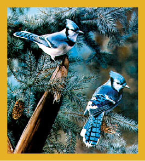SKU : 06310 - Blue Jays - Magnetic Bookmark