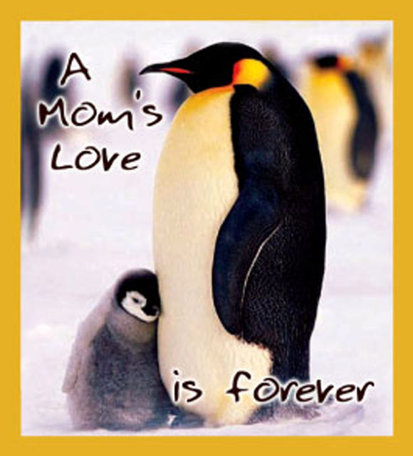 SKU : 06408 - A Mom's Love Is Forever - Magnetic Bookmark