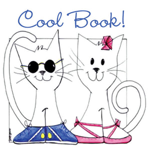 SKU : 07337 - Cool Book! - Magnetic Bookmark