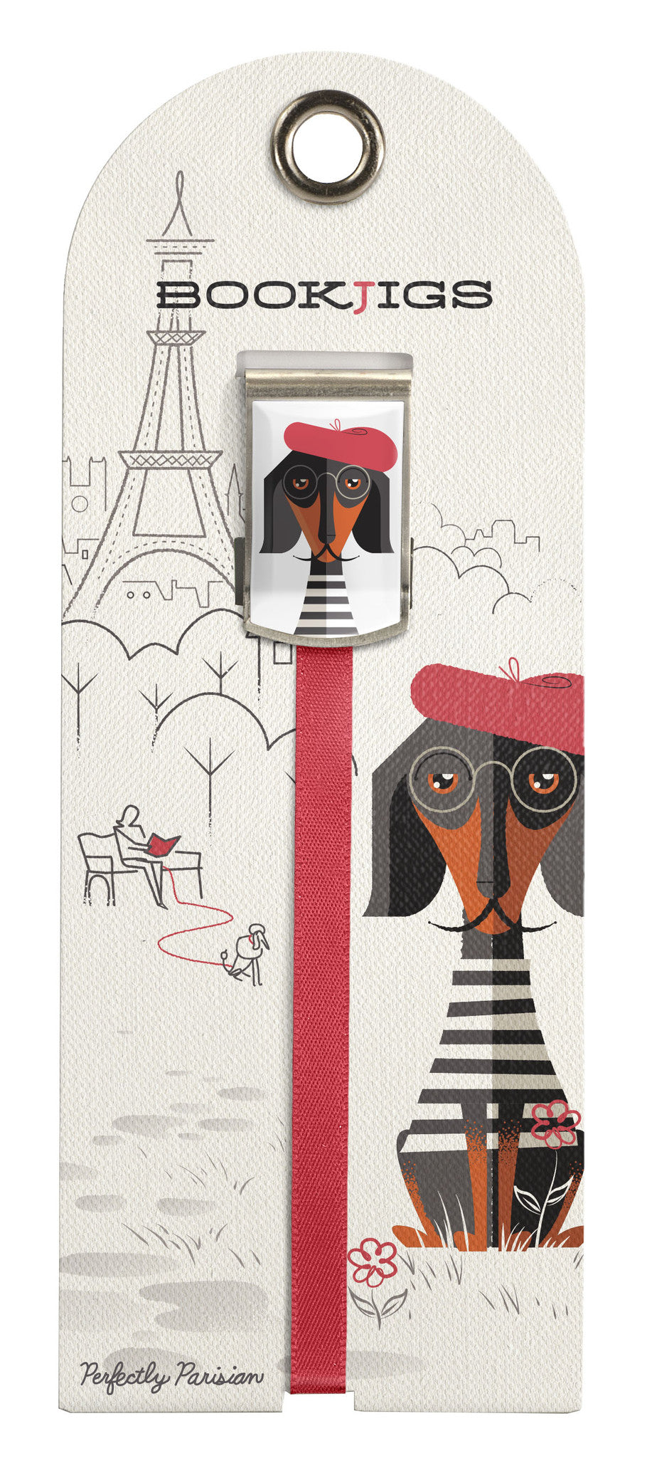 Perfectly Parisian - Bookjig