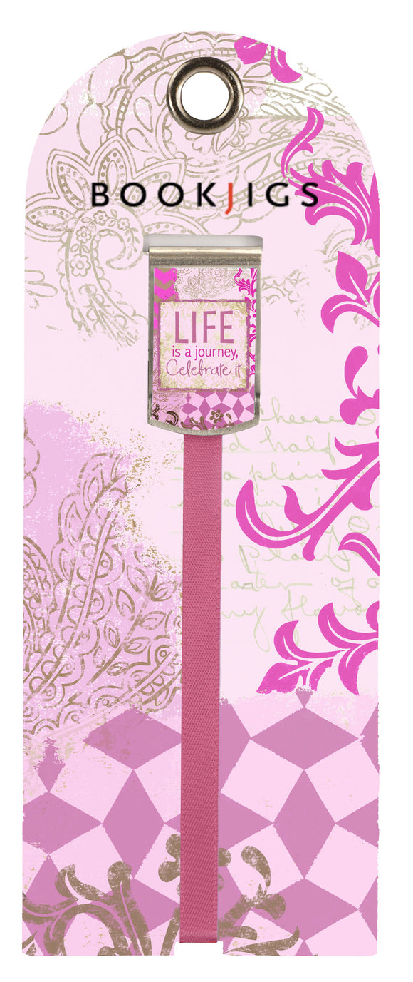 SKU : 1422 - Life is a Journey - Bookjig