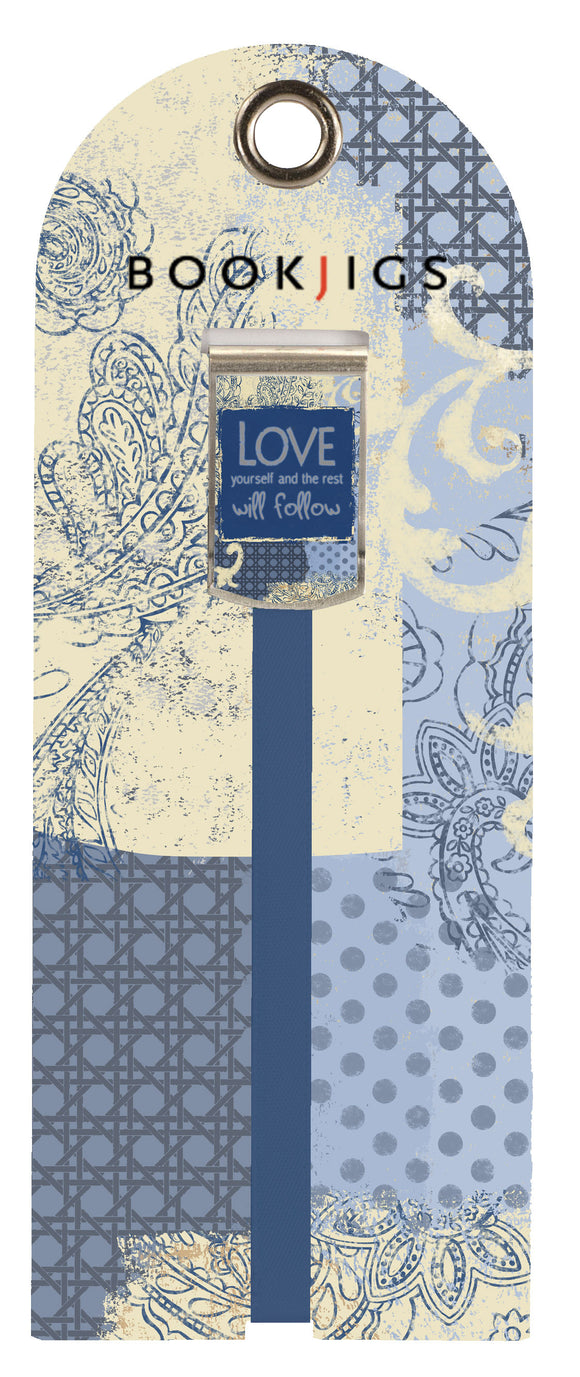 SKU : 1425 - Love Yourself and the Rest Will Follow -Bookjig