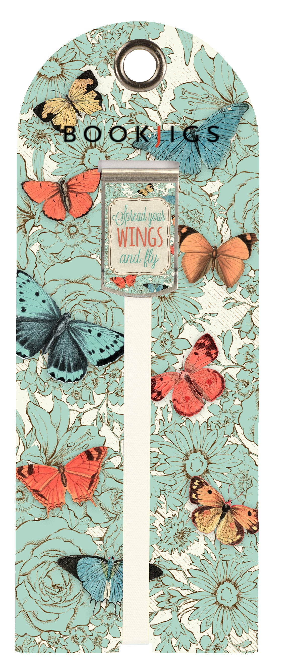 Wings - Bookjig