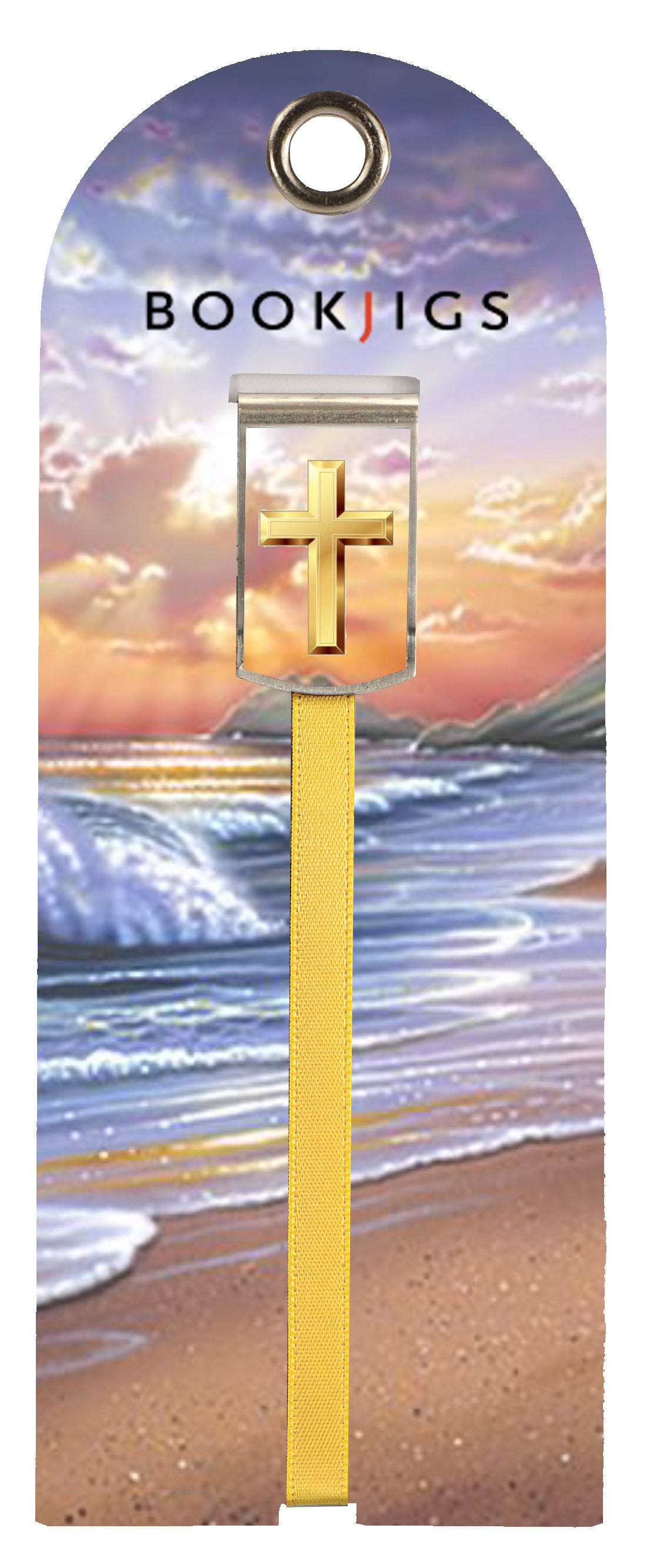 Gold Cross - Bookjig