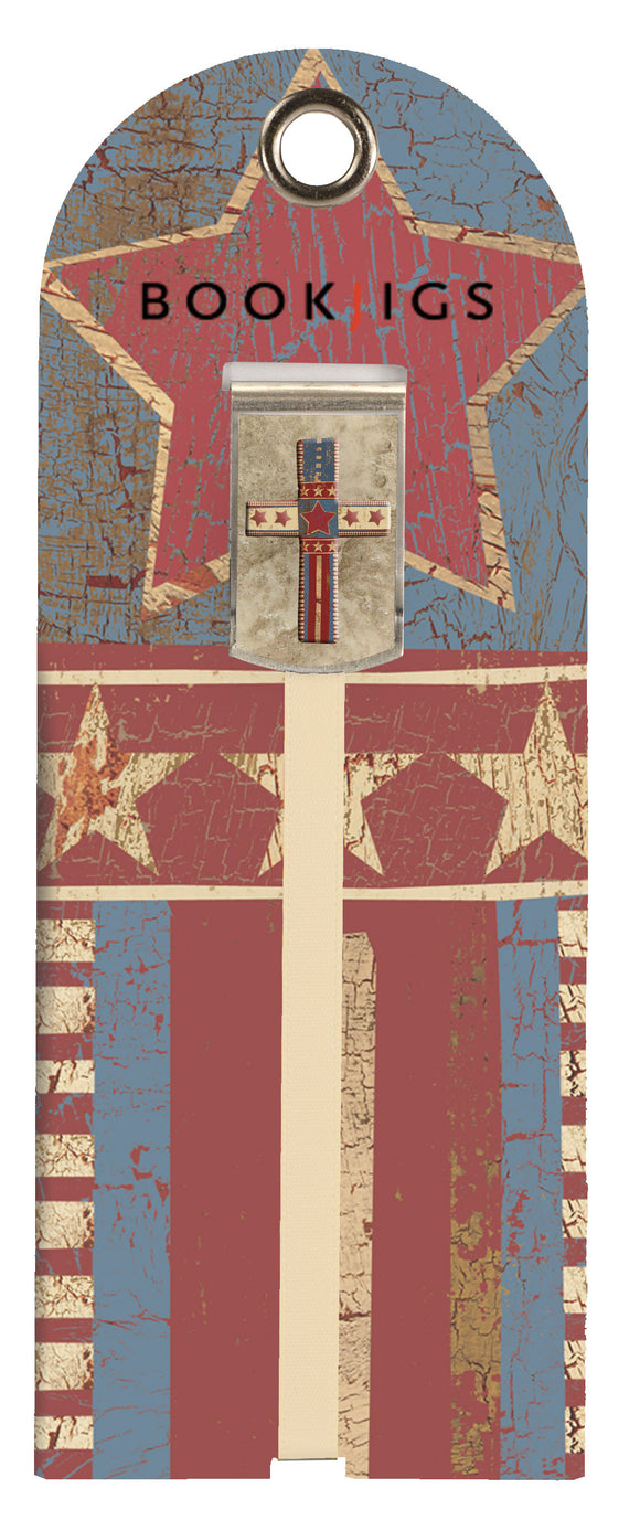 SKU : 1431 - Americana Cross - Bookjig