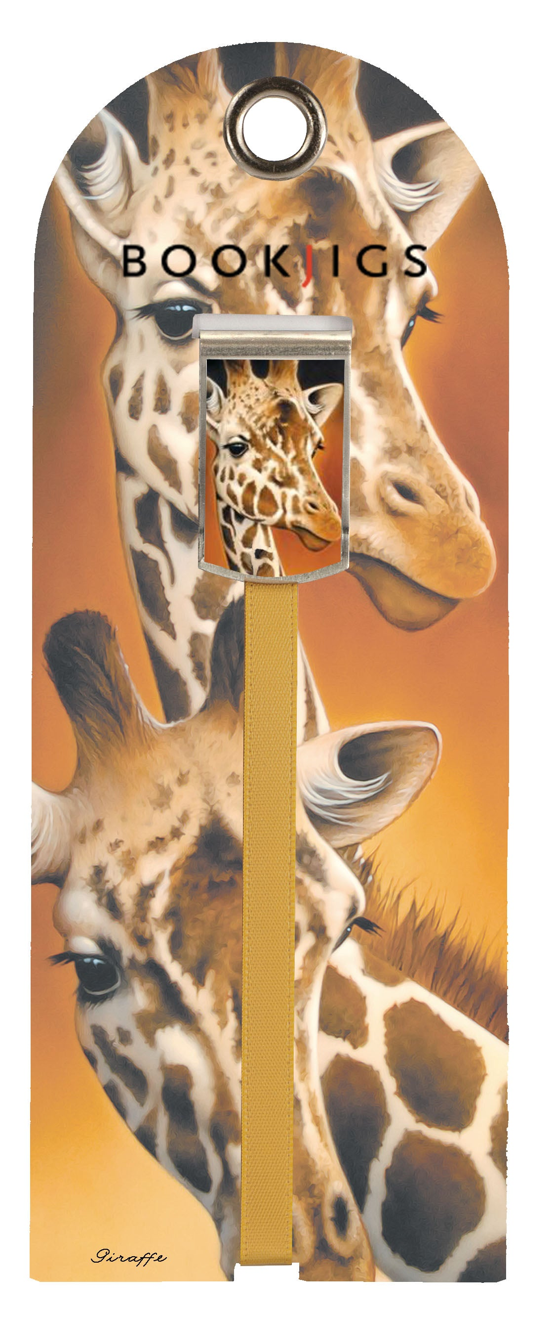NEW! SKU : 1438 - Giraffe Bookjig