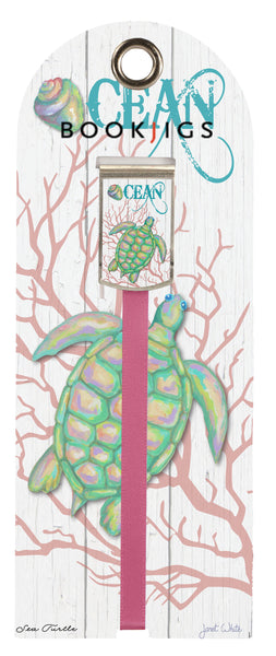 SKU : 1453- Sea Turtle- Bookjig
