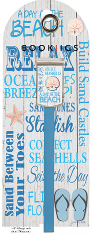 SKU : 1454 - Day at the Beach - Bookjig