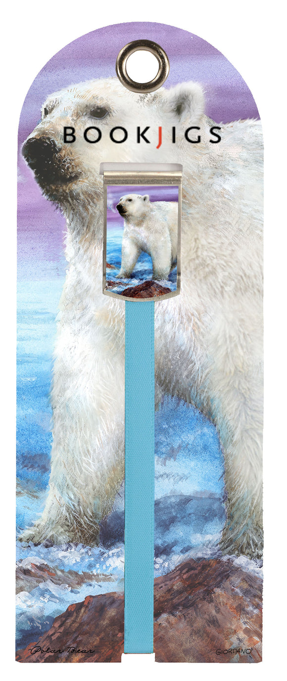SKU : 1459 - Polar Bear - Bookjig