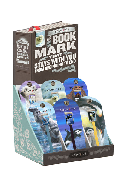 SKU : 1462 - Northern Coastal - Bookjig Assortment
