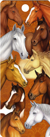 SKU : 16145 - Horse Fever - 3D Bookmark
