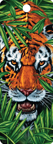 SKU : 16175 - Staredown Tiger - 3D Bookmark