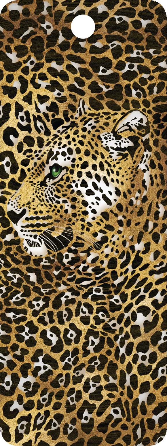 SKU : 16220 - Leopard - 3D Bookmark
