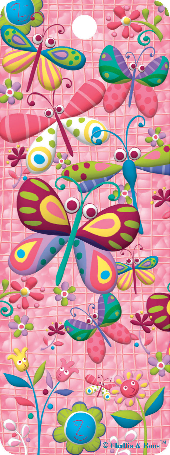 SKU : 16221 - Doodlebugs - 3D Bookmark