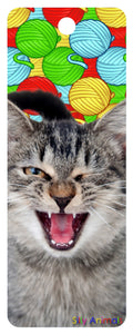 SKU : 16285 - Cat Smiling - 3D Bookmark
