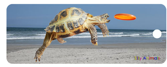 SKU : 16293 - Turtle Frisbee - 3D Bookmark