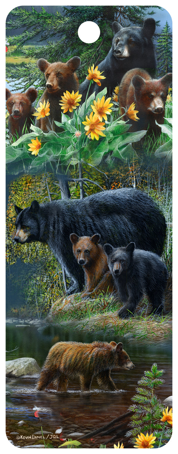 SKU : 16328 - And Bears, Oh My - 3D Bookmark