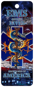 SKU : 16332 - Backbone of America - EMS - 3D Bookmark