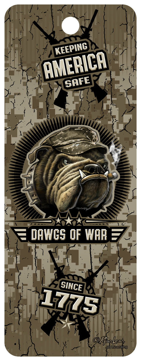 SKU : 16337 - Dawgs Of War - 3D Bookmark