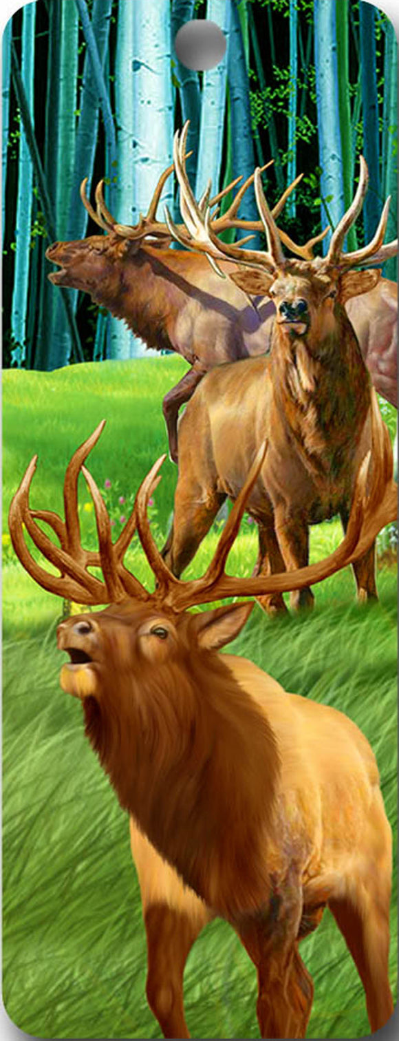 SKU : 16512 - Elk - 3D Bookmark