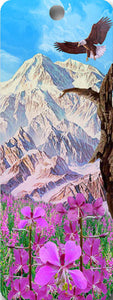 SKU : 16520 - Mountain Range - 3D Bookmark