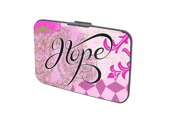 SKU : 30530 - Hope - Canvas Security Wallet