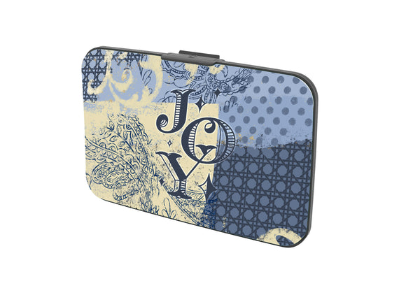 SKU : 30531 - Joy - Canvas Security Wallet