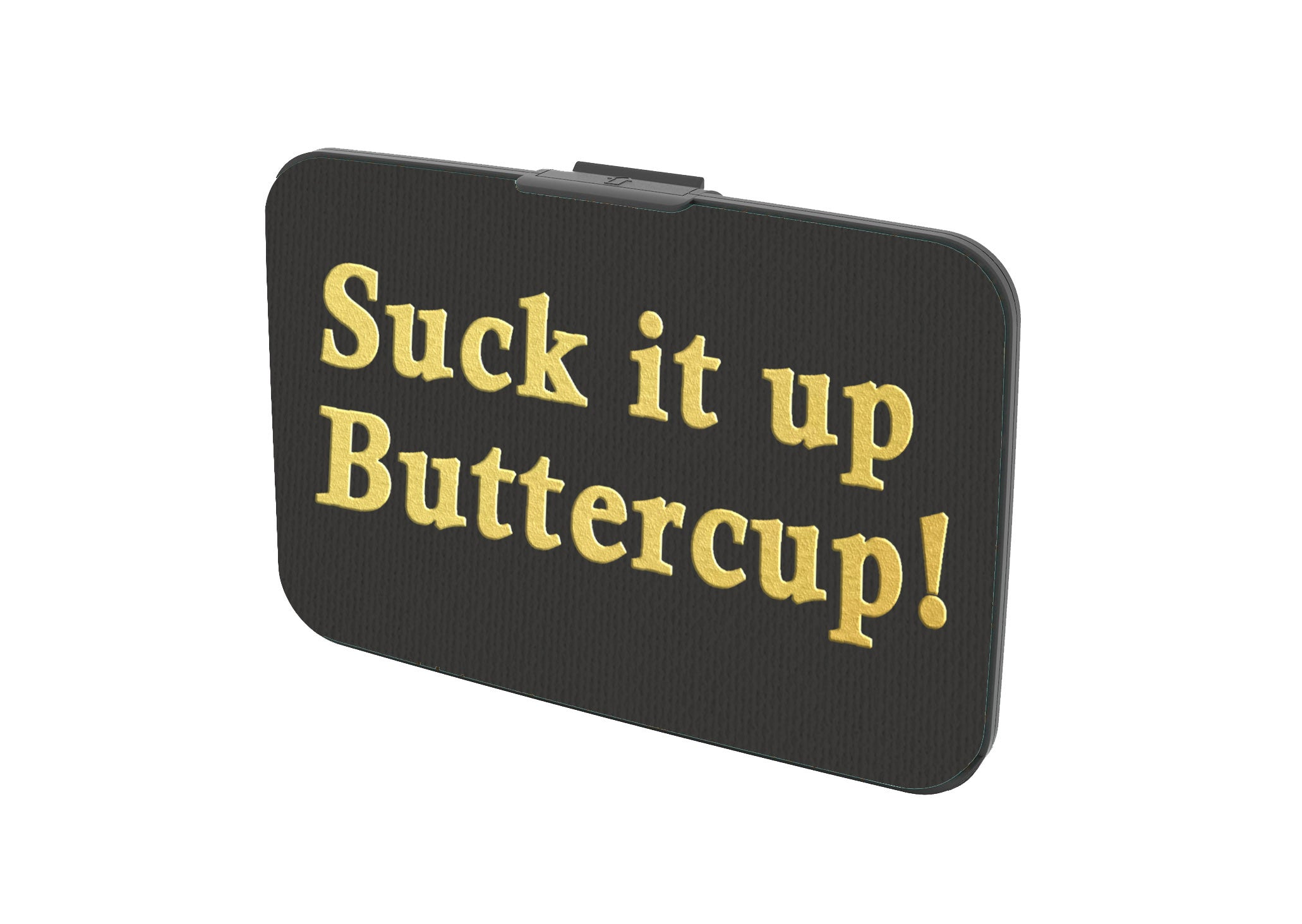 Suck It UP... - Canvas Security Wallet