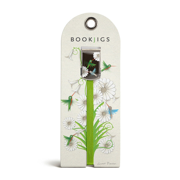Bookjigs bookmark hummingbirds
