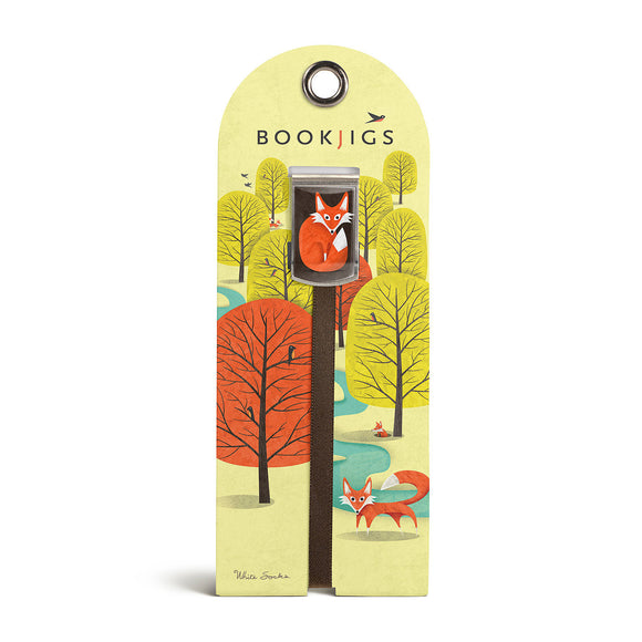 Bookjigs bookmark fox