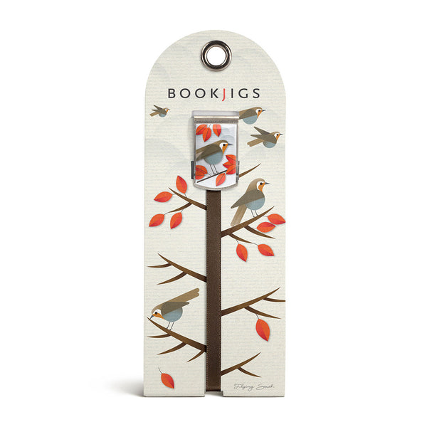 bookjigs bookmark birds flying south
