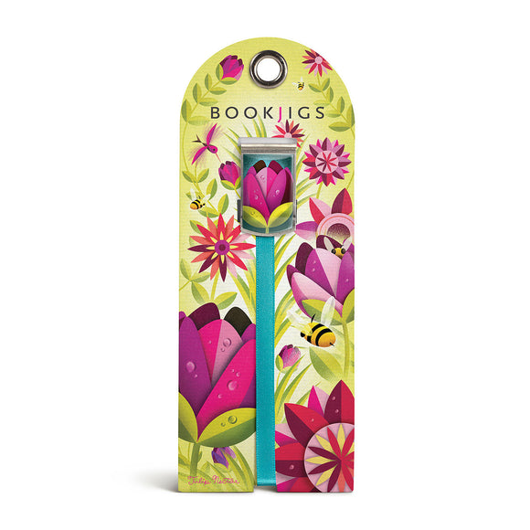 Bookjigs bookmark tulips