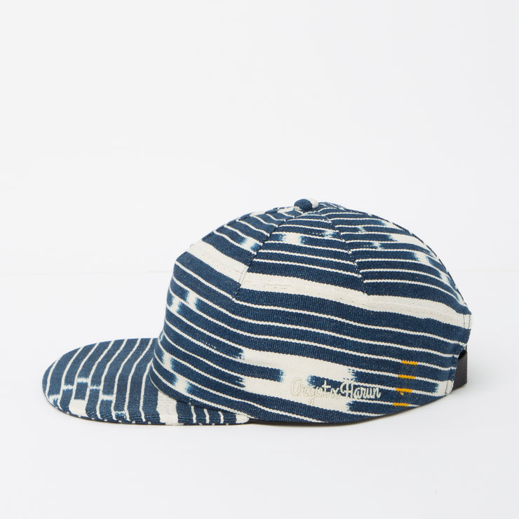 Cote D'ivoire_Baulé Washed Hat (Indigo Collection)