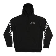 Harun Chest & Arms Hoodie (Black)