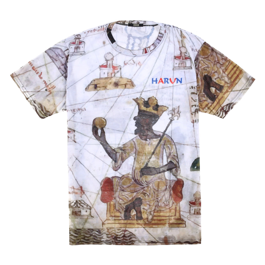 Mansa Musa Sublimated Tee