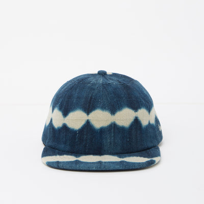 Mali Vintage_Tie Dye Hat (Indigo Collection)