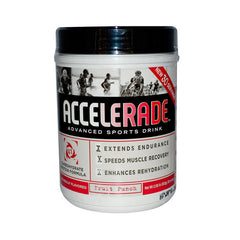 Endurox Accelerade - Fruit Punch - 30 Srvg