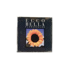 Ecco Bella FlowerColor Eyeshadow Pan Deep Taupe - 0.05 oz