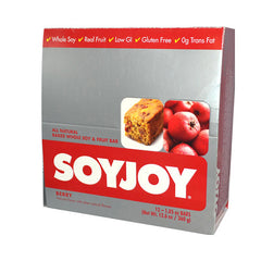Soyjoy Bar Berry - Case of 12 - 30 Grams